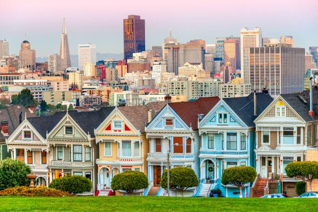 Houses San Francisco
